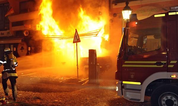 Българин взриви бар в Испания