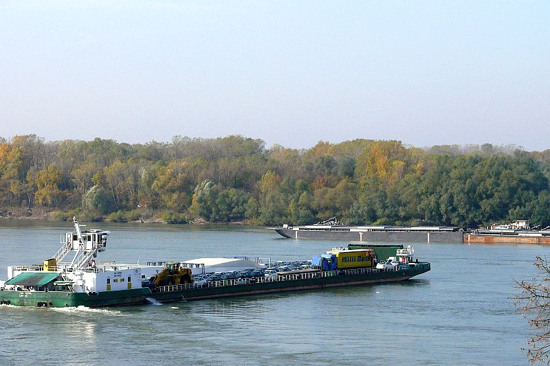 Корабите в българския участък