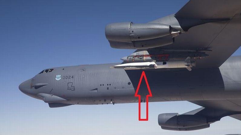 B-52 X-51 Hypersonic 08
