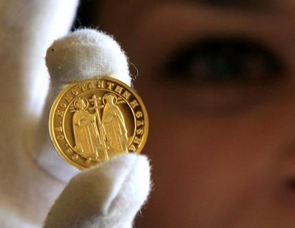 възпоменателните монети