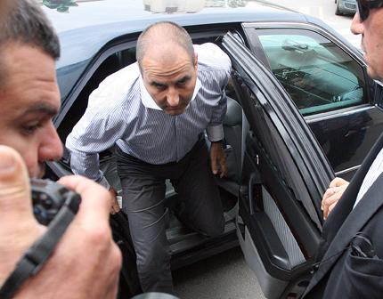 Цветан Цветанов в прокуратурата