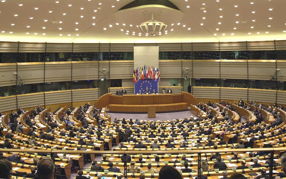 Европейският парламент прие призива