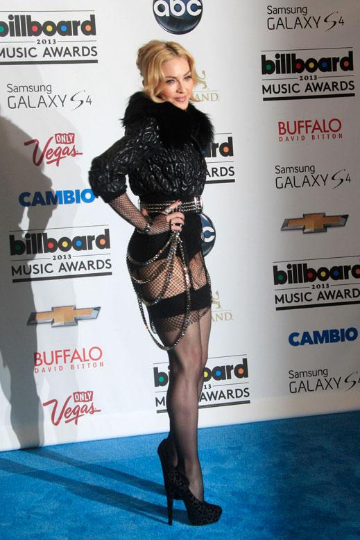 Мадона - награди на Billboard