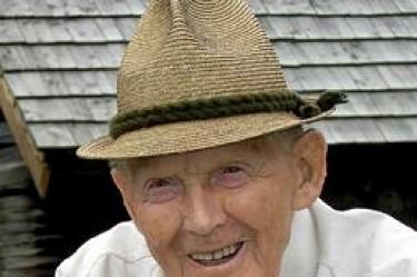 Най-възрастният оцелял в нацистки лагер