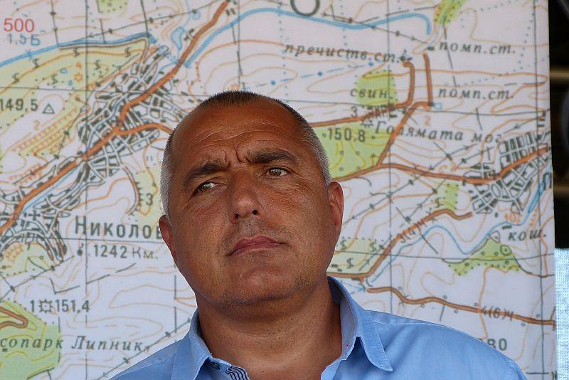 Борисов с ултиматум към шефа на ОД МВР