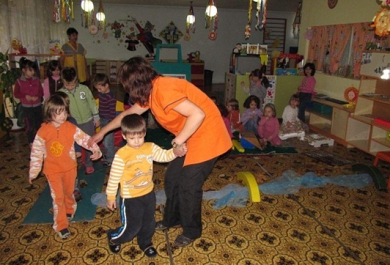 Детските градини в Исперих