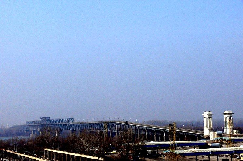 Първият български мост над река Дунав