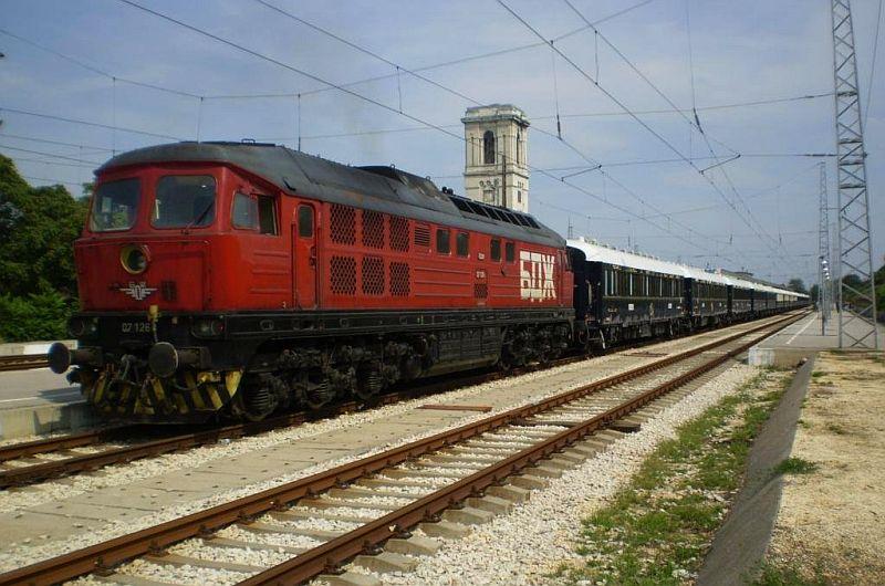 Част от влаковете от и до Русе