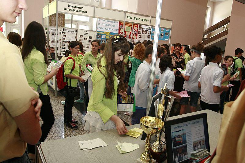 Панорама на средното образование
