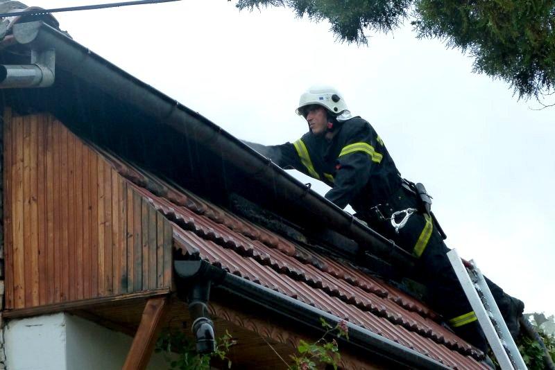 русенските пожарникари няма