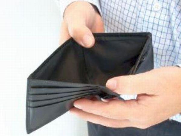 Обедняваме – разходите надхвърлят доходите с близо 5 на сто