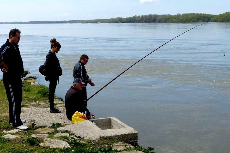 забраната за риболов