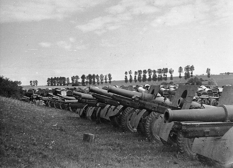 """Преди 76 години, на 22 юни 1941 година, започва операция под кодовото наименование """"Барбароса"""" - хитлеристка Германия напада Съветския съюз."""