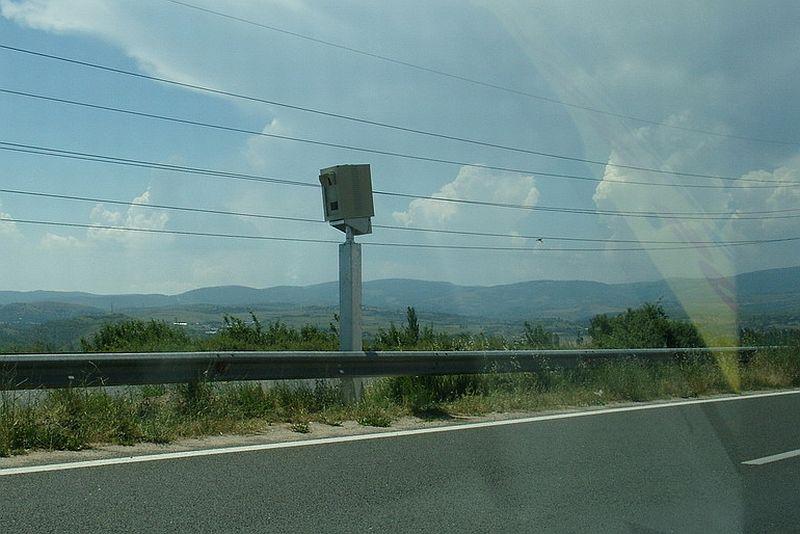 първата система за измерване на средна скорост