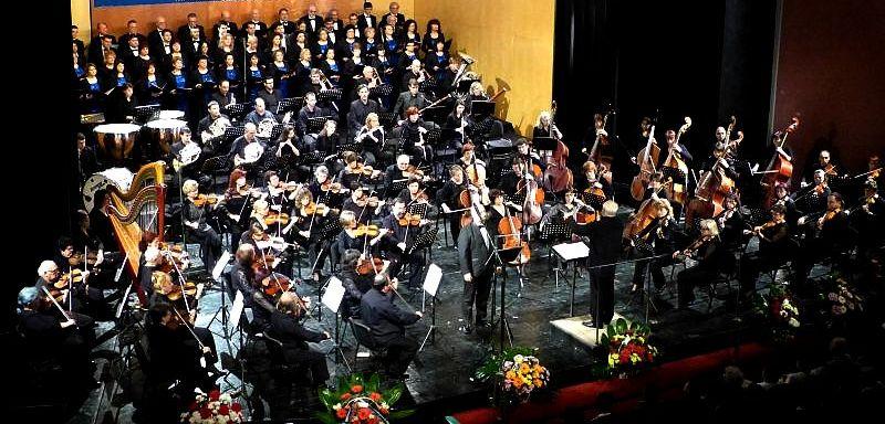Седем диригенти от три страни