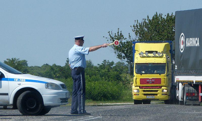 Засилено полицейско присъствие