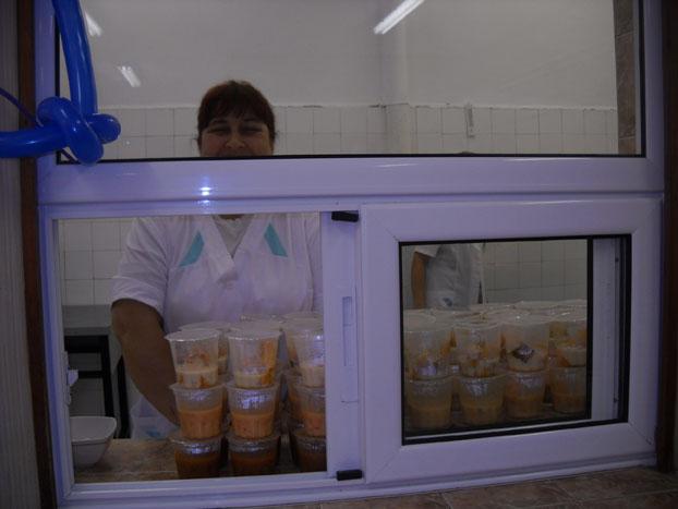 Таксата за детската млечна кухня