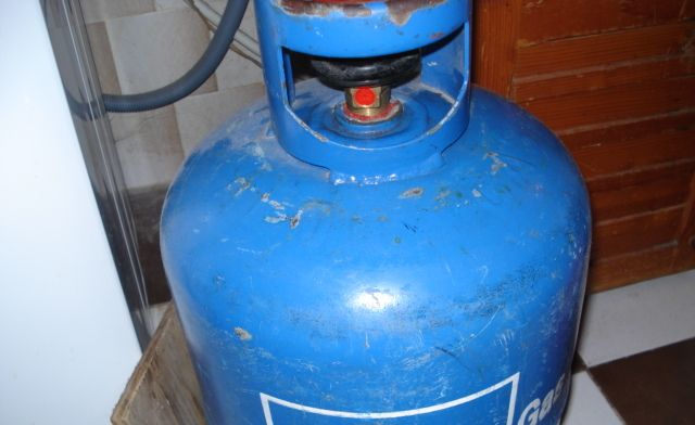 Газова бутилка