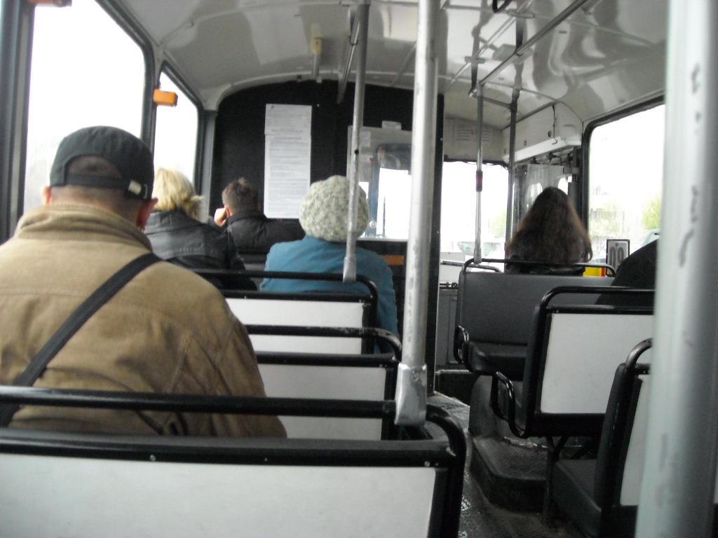 Автобусите до Басарбово