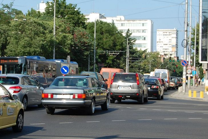трафикът по основните пътища
