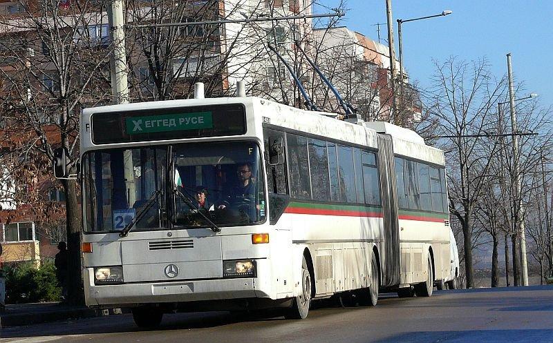 Градският транспорт в Русе става изцяло общински