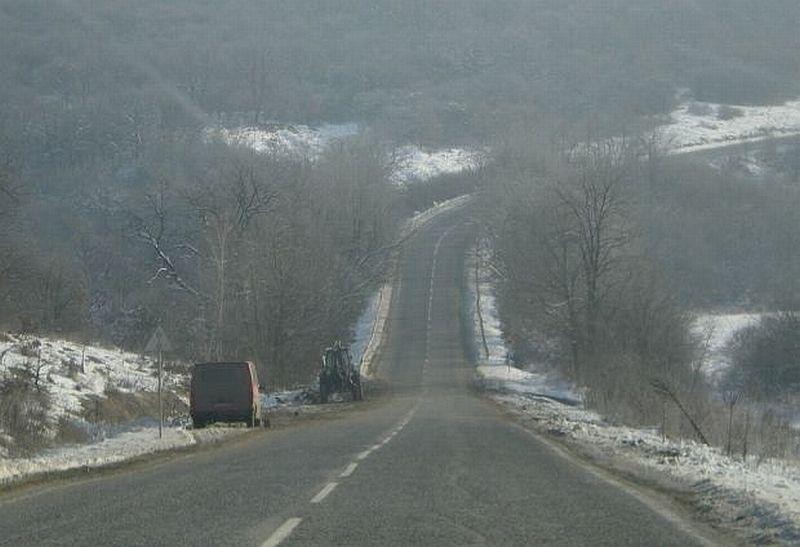 Пътната обстановка в страната е спокойна