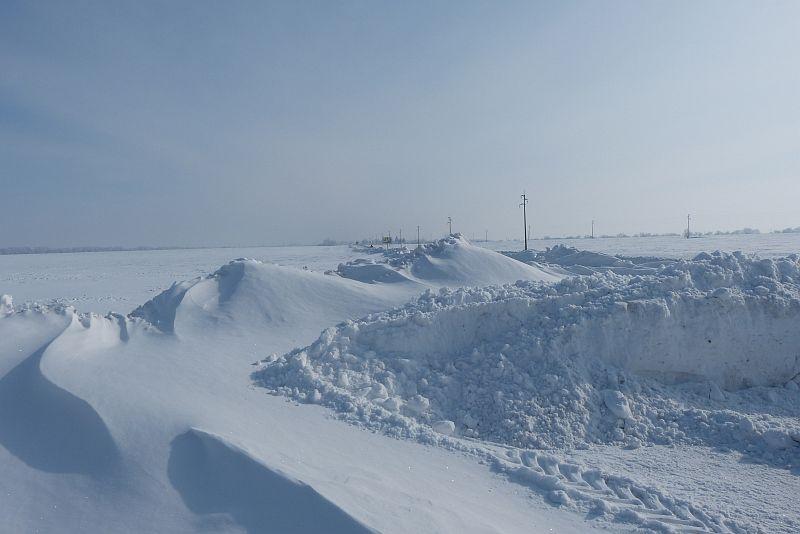 Хубава зима с много сняг