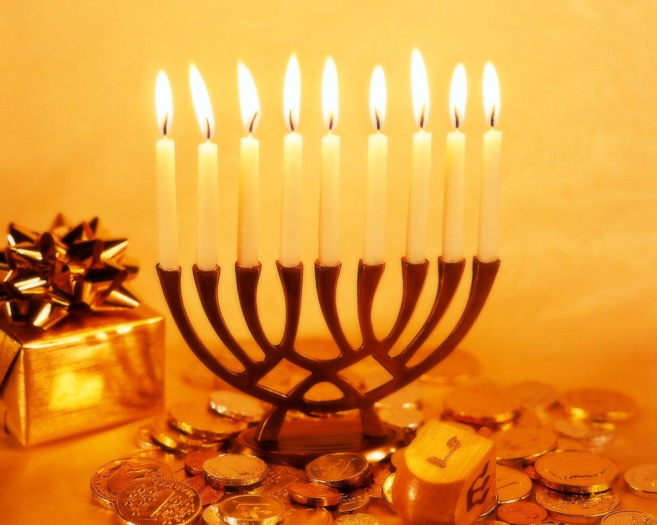 Ханука – празникът на светлината