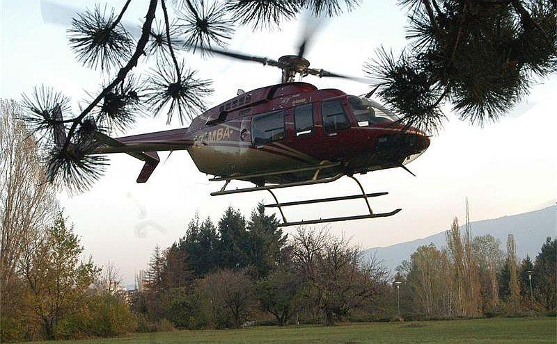 Ще се включи и хеликоптер