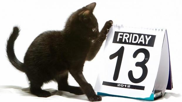 Днес е петък 13-ти