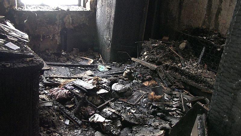 36 годишен мъж загина при пожар