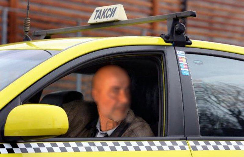 Шофьори на таксита без книжка