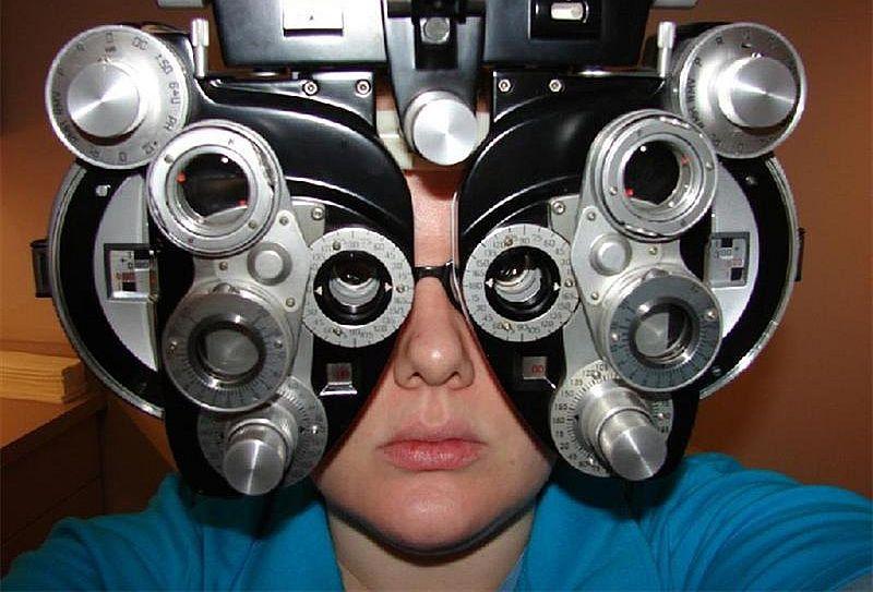безплатните прегледи за глаукома