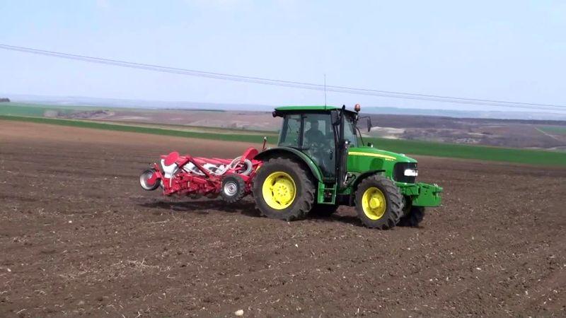 1092 лв. е средната цена за декар земеделска земя в Русенско
