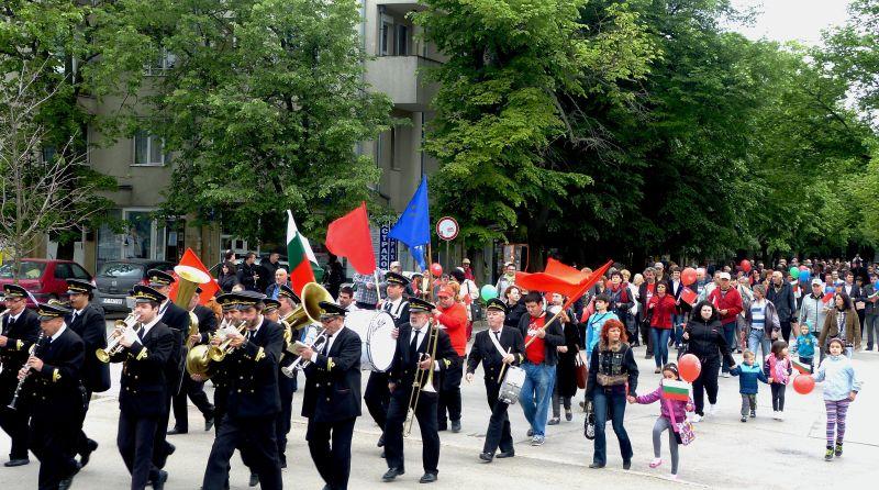 На 1 май се отбелязва Международният ден на труда
