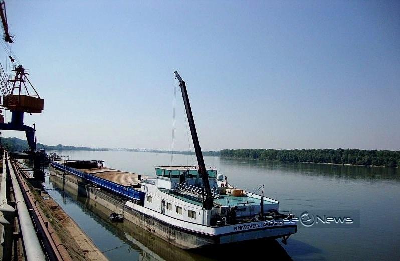 Пристанищата в Силистра и в Тутракан