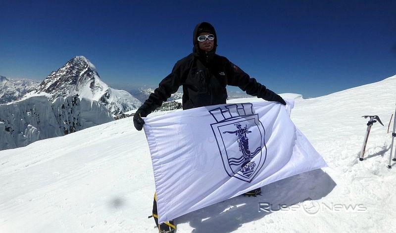 Алпинистът Иван Томов