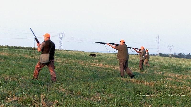 Започва ловния сезон за прелетен дивеч