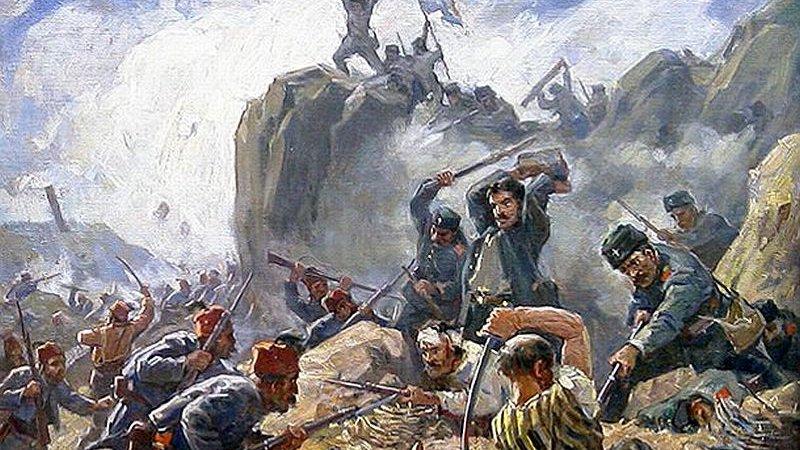 141 години от началото на Шипченската епопея