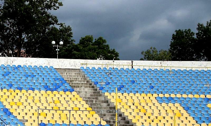 УЕФА затвори 4 блока на стадион