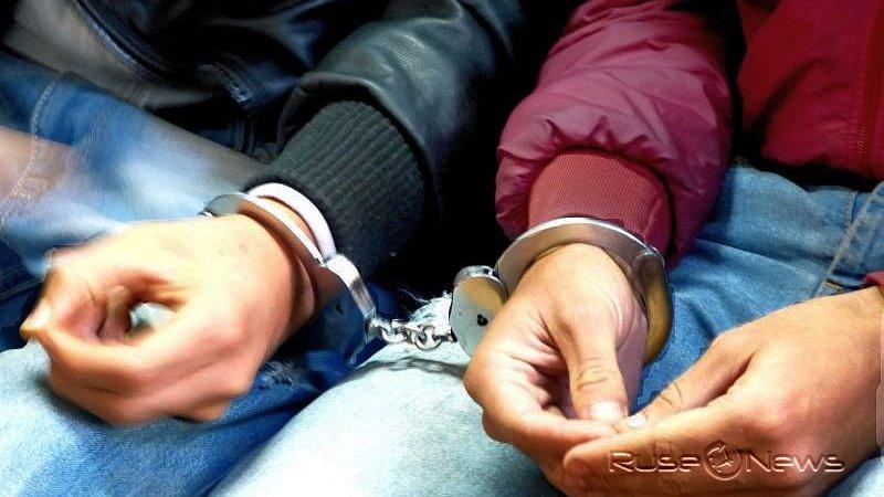 Трима задържани в Русе за опит да разбият банкомат