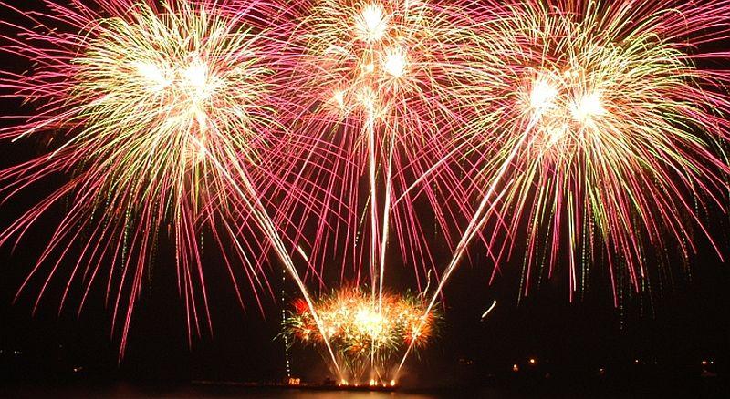 как хората по света посрещат Нова година