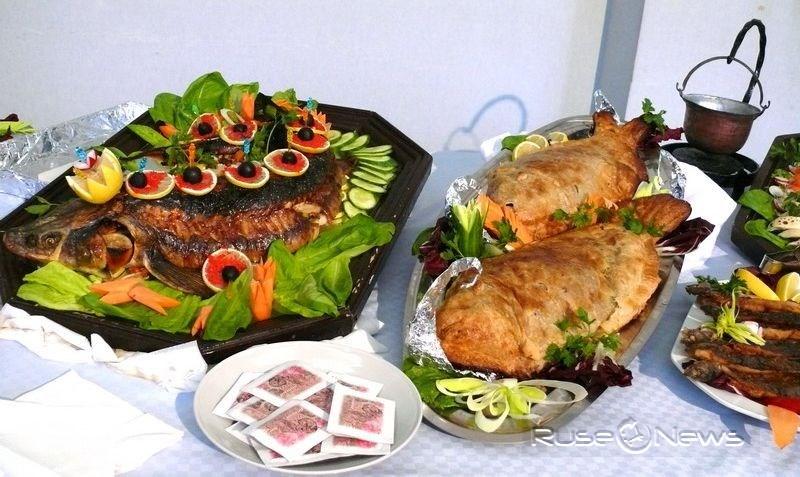 Рибник - шаран в тесто