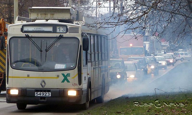 Русенци имат право да бъдат недоволни от градския транспорт