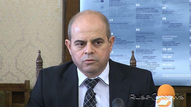 Поздравление на кмета на Община Русе