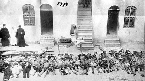 Арменския геноцид