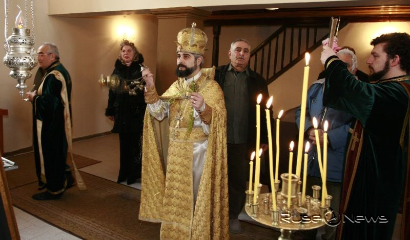 Отец Дирайр Хадавян от Русе