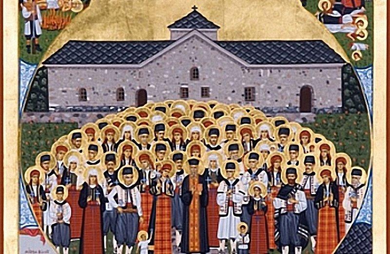най-новите български светци