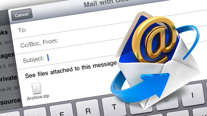 Вълна от фалшиви имейли