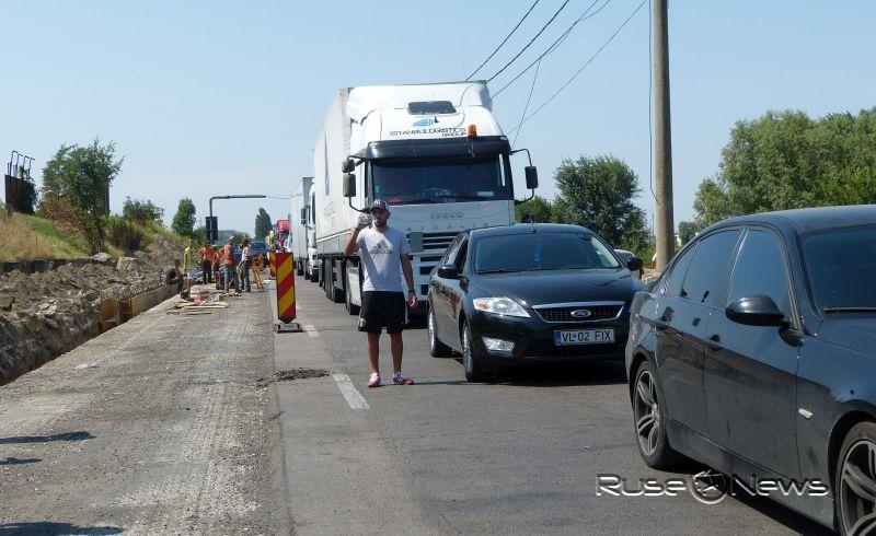 Три дни за по 5 часа Дунав мос